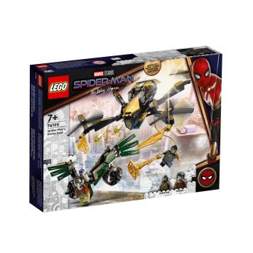 LEGO Super Heroes 76195 Marvel Spider-Man's Droneduel