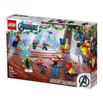 LEGO Super Heroes 76196 Marvel Adventkalender