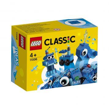 LEGO Classic 11006 Creatieve blauwe stenen