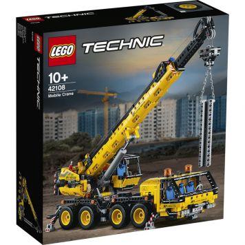 LEGO Technic 42108 Mobiele Kraan