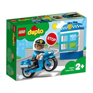 LEGO DUPLO Mijn Eigen Stad 10900 Politiemotor