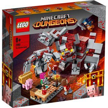 LEGO Minecraft 21163 Slag Om Redstone