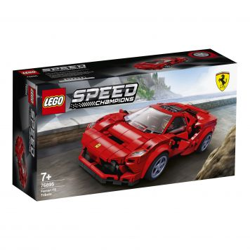 LEGO Speed 76895 Ferrari F8 Tributo