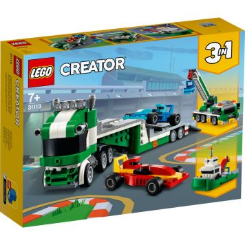 LEGO Creator 31113 3in1 Racewagen Transportvoertuig