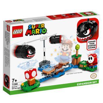 LEGO Super Mario 71366 Uitbreidingsset: Boomer Bill-Spervuur