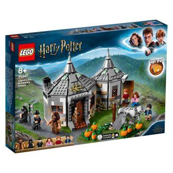 LEGO Harry Potter 75947 Hagrids Huisje: Scheurbeks Ontsnapping