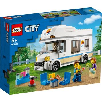 LEGO City 60283 Vakantiecamper