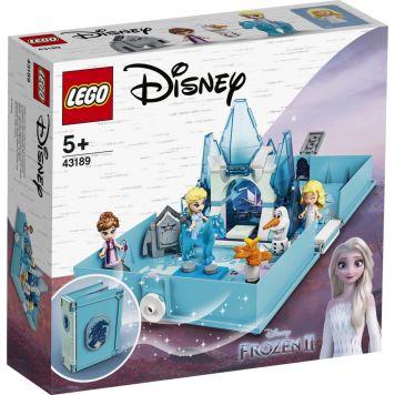LEGO Disney 43189 Elsa En De Nokk Verhalenboekavonturen