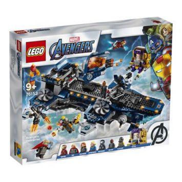 LEGO Marvel Avengers 76153 Helicarrier