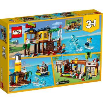 LEGO Creator 31118 3in1 Surfer Strandhuis