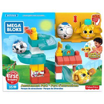Fisher Price Mega Bloks Speelhuis