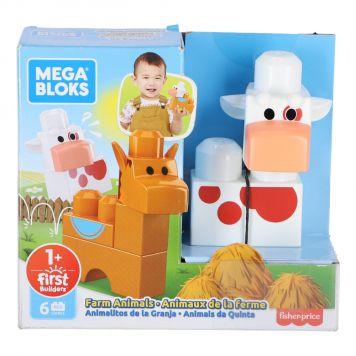 Mega Bloks Fisher Price Dierenwerelden Assorti