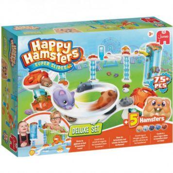 Happy Hamsters Knikkerbaan Deluxe Set