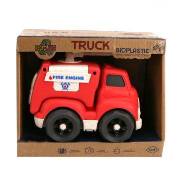 Brandweerwagen Bioplastic