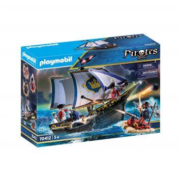 Playmobil 70412 Zeilschip Van De Soldaten