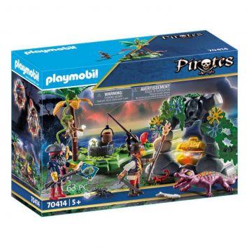 Playmobil 70414 Piraten Op Schattenjacht