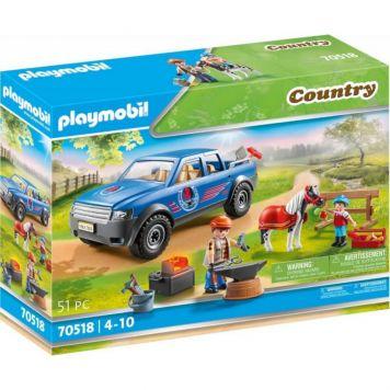 Playmobil 70518 Mobiele Hoefsmid