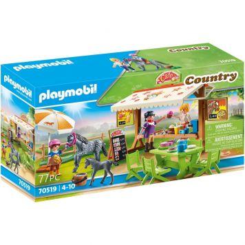 Playmobil 70519 Pony Café