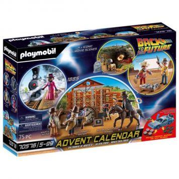 Playmobil 70576 Adventskalender Back To The Future  Deel III
