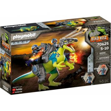 Playmobil 70625 Spinosaurus Dubbele Verdedigings- Kracht