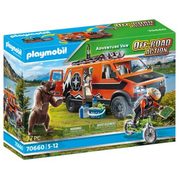Playmobil 70660 Avonturenbusje