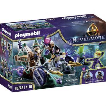 Playmobil 70748 Novelmore - Demonen Vangwagen