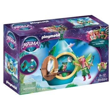 Playmobil 70804 Ayuma Druppelvormig Huis