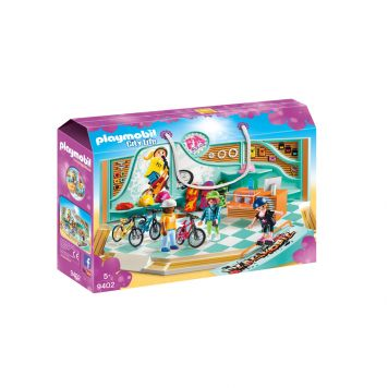 Playmobil 9402 Fiets- en Skatewinkel
