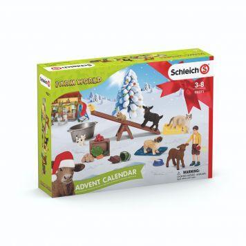 Schleich 98271 Adventskalender Farmworld