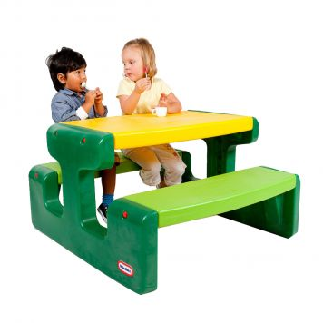 Little Tikes Go Green Large Picnic Table