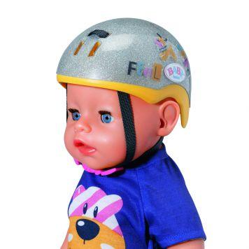 Baby Born Accessoires Fiets Helm