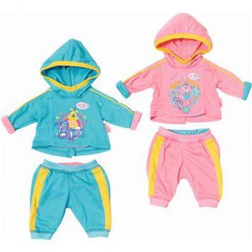 Baby Born Kleertjes Sport Collectie Assorti