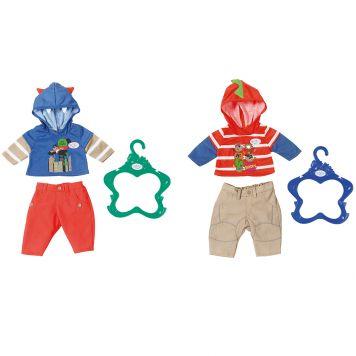 Baby Born Kleertjes Boys Collection Assorti