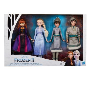 Frozen 2 Forest Expedition Set