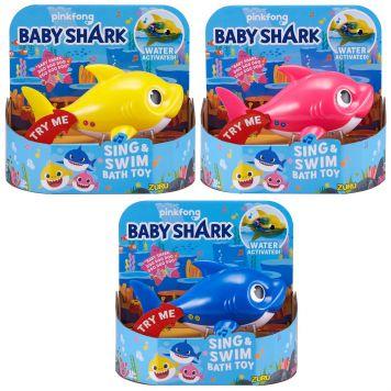 Robo Alive Junior Baby Shark 3 Assorti