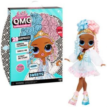 LOL Surprise OMG Doll Series 4 Sweets
