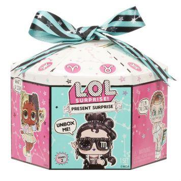 L.O.L. Surprise! Present Surprise Tots Assorti