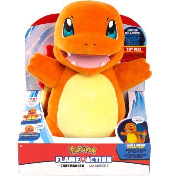 Pokémon Pluche Flame Action Charmander