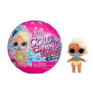 L.O.L. Surprise! Color Change Lil Sisters Assorti