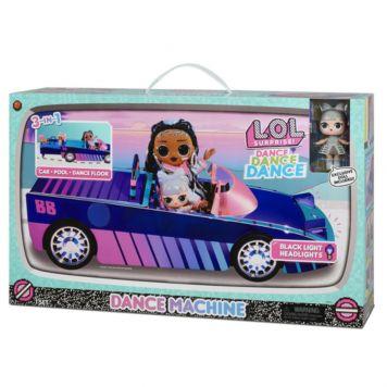 Lol Surprise Dance Machine Car