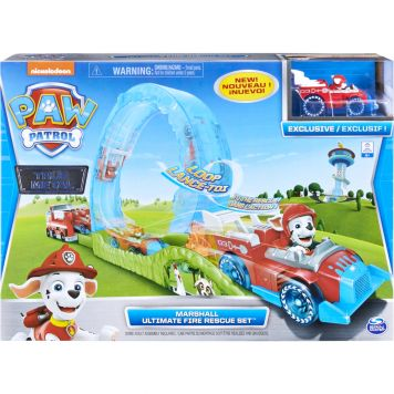 Paw Patrol Ultimate Fire Rescue Set