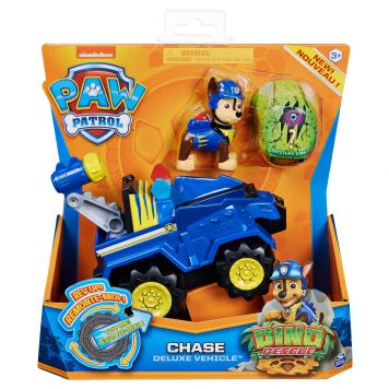 Paw Patrol Dino De Luxe Themed Vehicle Chase