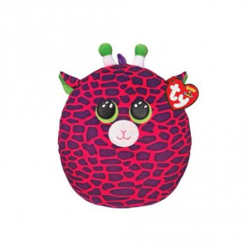 Ty Squish-A-Boo Gilbert Giraffe 25Cm