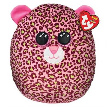 Ty Squish-A-Boo Lainey Leopard 35 Cm