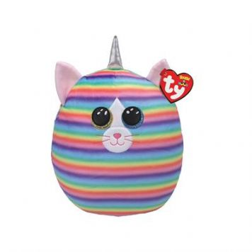 Ty Squish-A-Boo Heather Cat 25 Cm