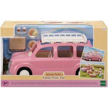 Sylvanian Families 5535 Familie Picknick Auto