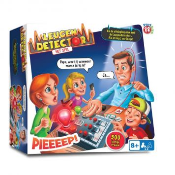 Play Fun Leugen Detector Spel