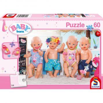 Baby Born Puzzel Zomer 60 Stukjes