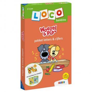 Loco Bambino Woezel En Pip Starter