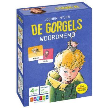 Spel Woordmemo Gorgels